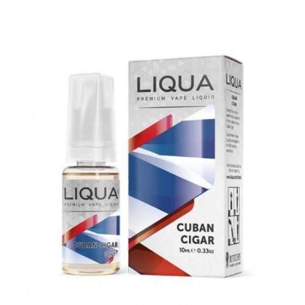 Liqua - Cuban Cigar Tobacco