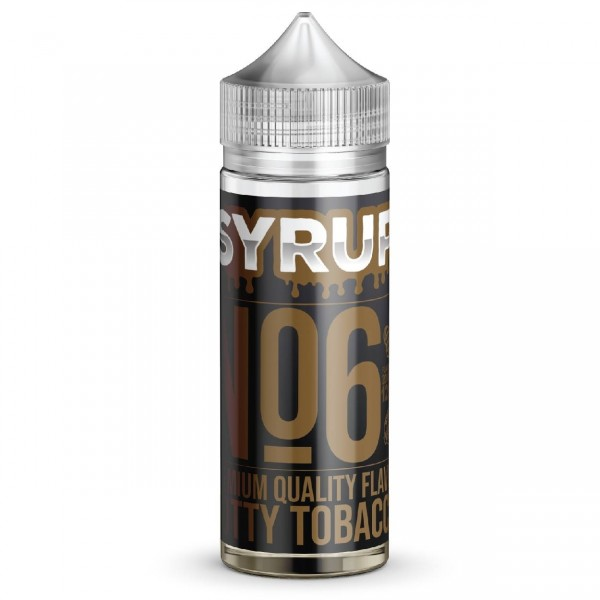 Syrup - No.6 Nutty Tobacco 20Ml