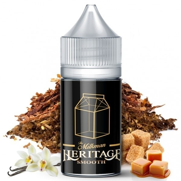 The Milkman - Heritage Smooth 20Ml