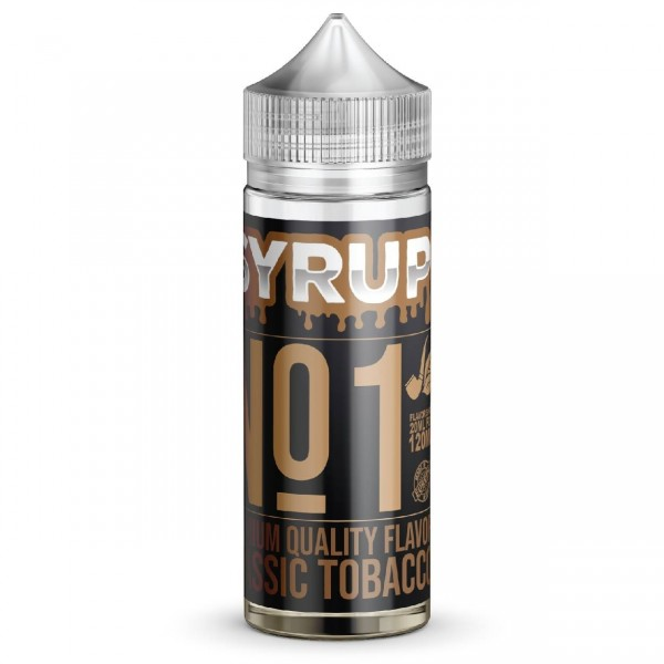 Syrup - No.1 Classic Tobacco 20Ml
