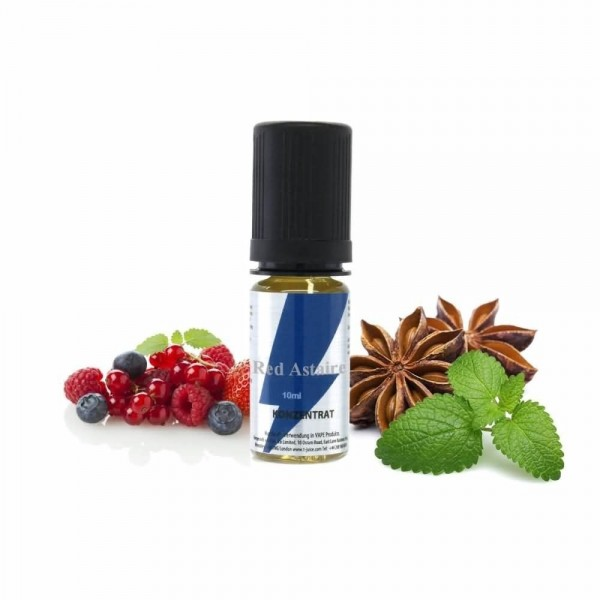 T Juice - Red Astaire 10Ml