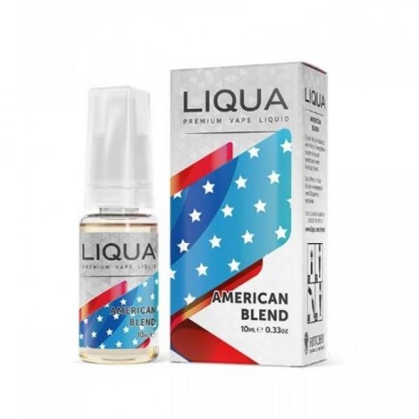Liqua - American Tobacco