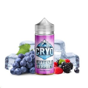 Infamous CRYO - Berry Grapes 20Ml