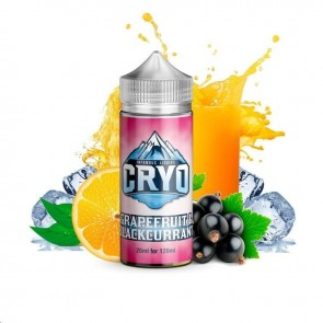 Infamous CRYO - Grapefruit & Blackcurrant 20Ml