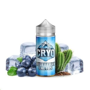 Infamous CRYO - Blueberry Cactus 20Ml