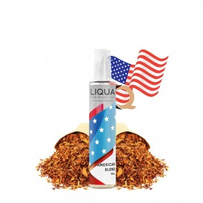 Liqua M&G Short Fill 50+20ml American Blend