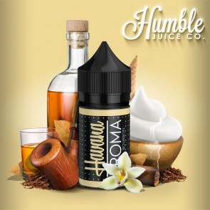 Havana Juice Co. Vanilla Bourbon Tobacco 30Ml