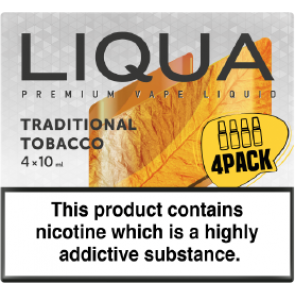 4 Pack Traditional Tobacco