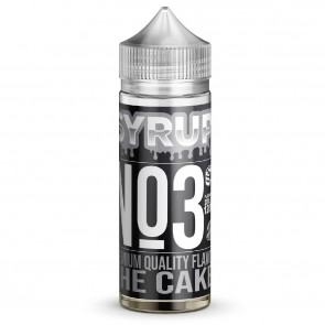 Syrup - No.3 The Cake 20Ml