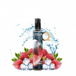 Liqua M&G Short Fill 50+20ml Cool Raspberry