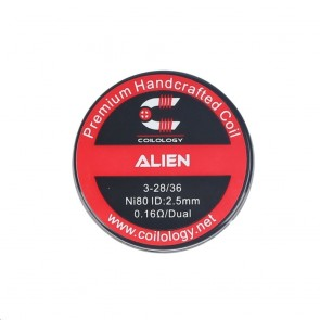 Coilology Alien Wire (Ni80 0.16ohm/dual)