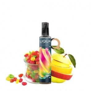 Liqua M&G Short Fill 50+20ml Tutti Frutti
